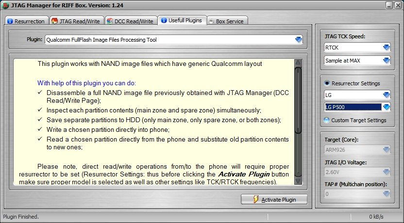 jtag manager for riff box 1.37