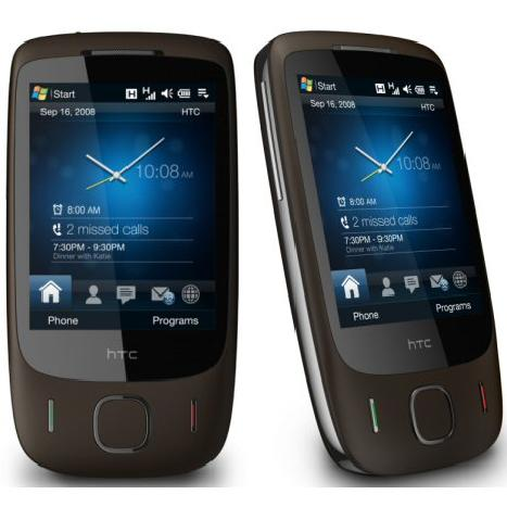 htc jade touch 3g brown x 2